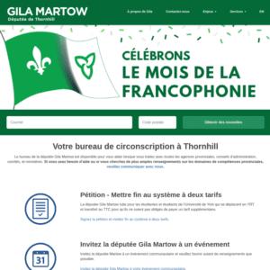 MPP website example