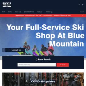 Rick's Pro Ski Shop thumbnail